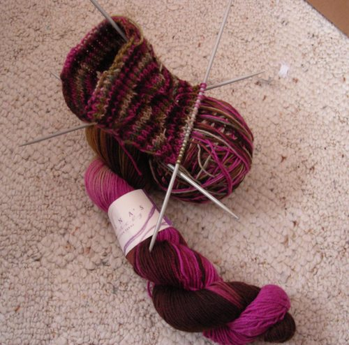 Lorna's Laces Shepherd Sock, vera